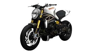 Ducati León Monster Bike